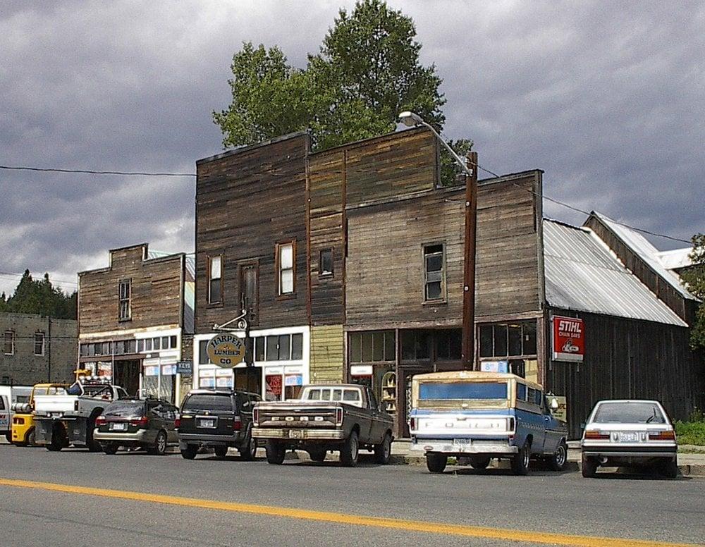 Harper Lumber: 117 W Pennsylvania Ave, Roslyn, WA