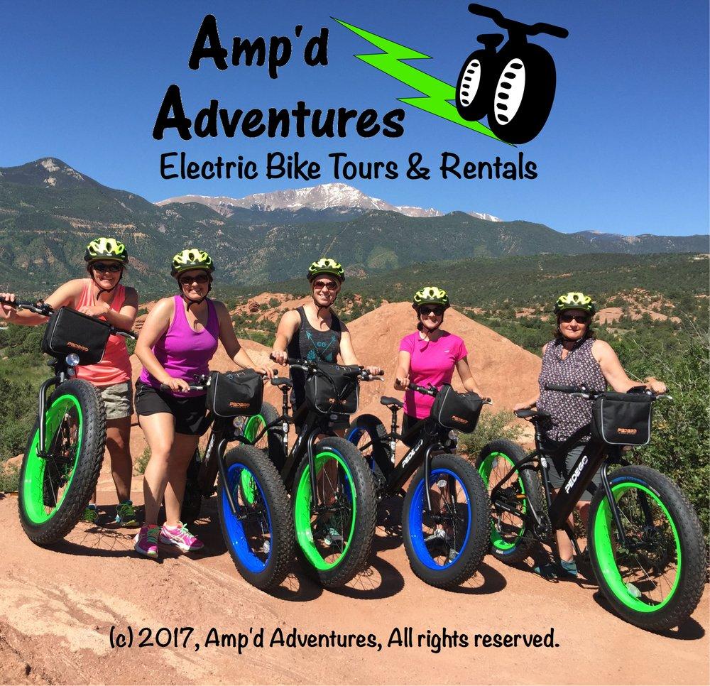 Amp'd Adventures