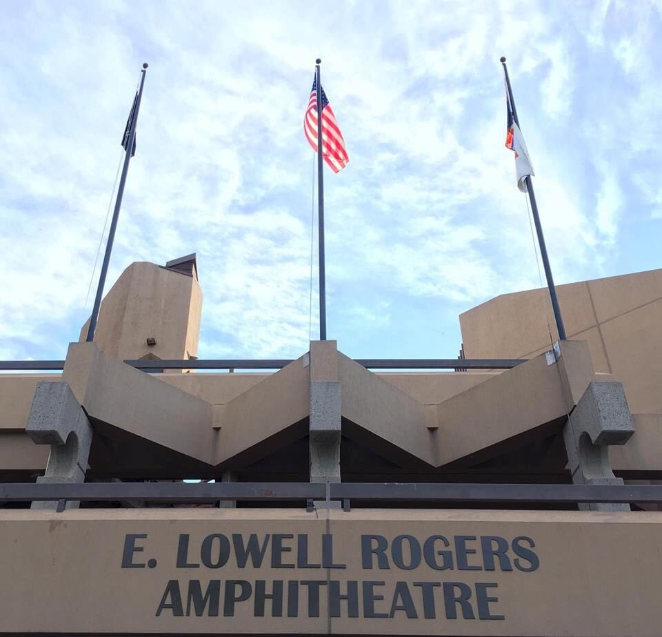 E. Lowell Rogers Amphitheatre