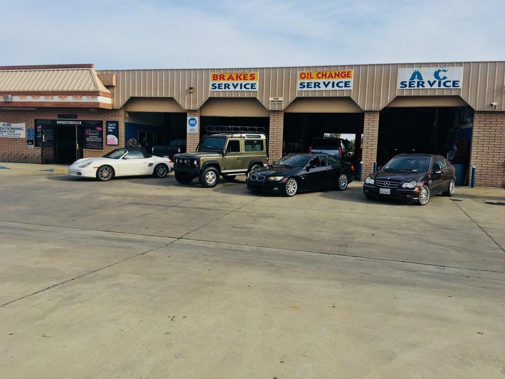 A-Plus Automotive: 1200 N Alta Ave, Dinuba, CA