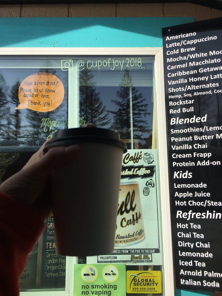 Cup Of Joy: 2940 NE Everett St, Camas, WA