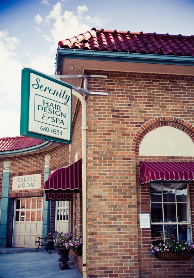 Serenity Hair Design & Spa: 630 Cherokee St, Leavenworth, KS