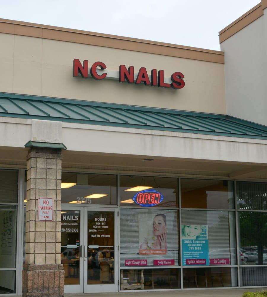 NC Nails: 2225 US Hwy 70 SE, Hickory, NC
