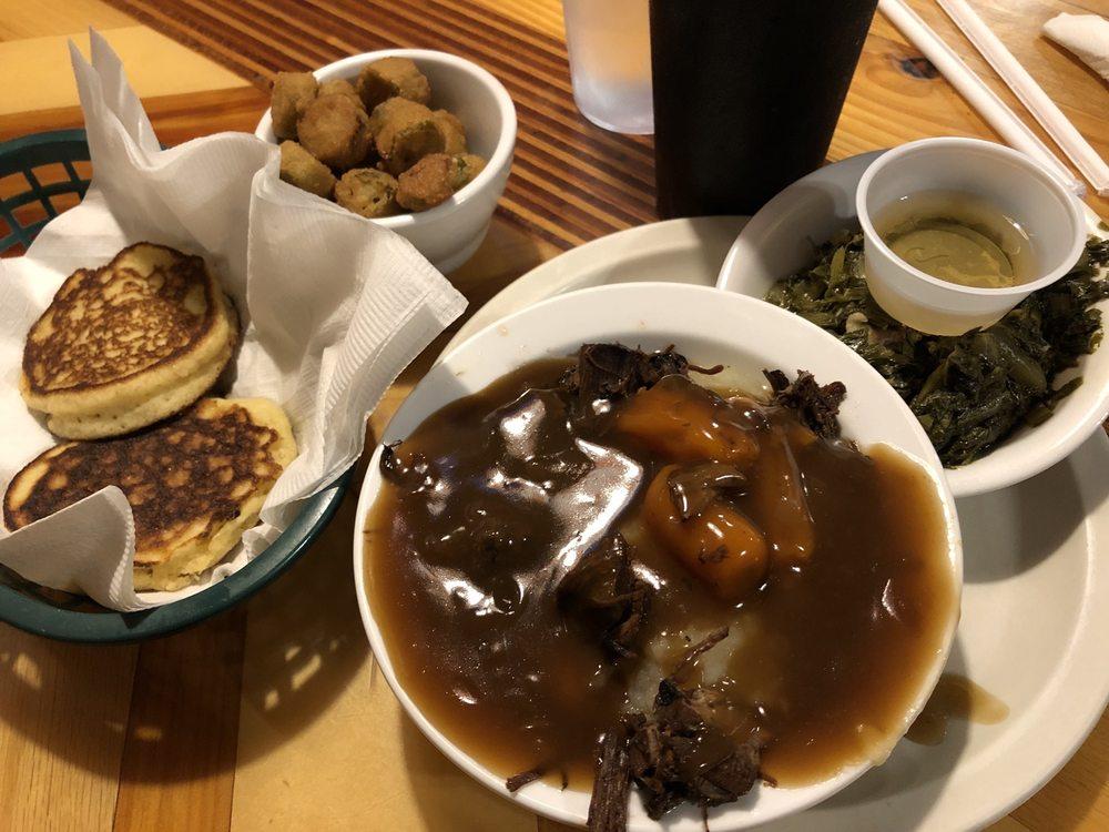 Golden Girls Restaurant: 2211 N Charles G Sevrs Blvd, Clinton, TN