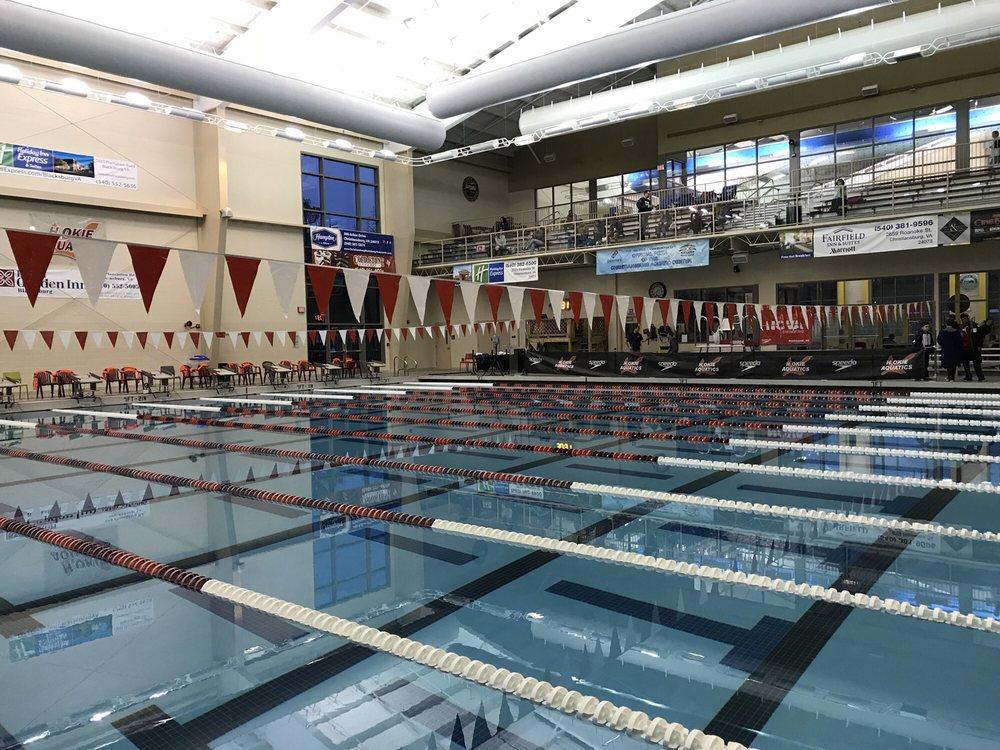 Christiansburg Aquatic Center: 595 N Franlin St, Christiansburg, VA