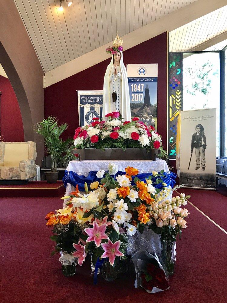 Blue Army Shrine: 674 Mountain View Rd E, Asbury, NJ