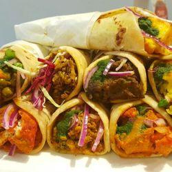 photo of masala kitchen kati rolls and platters philadelphia pa united states - Masala Kitchen