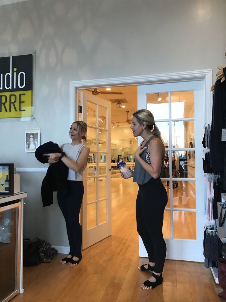 Studio Barre - Carmel Valley