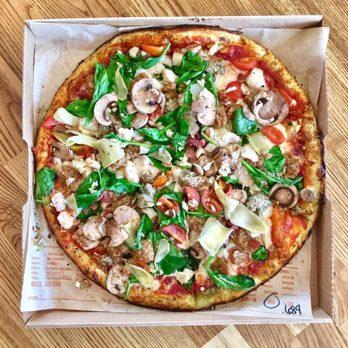Blaze Fast-Fire\'d Pizza - 374 Photos & 213 Reviews - Salad - 11269 ...