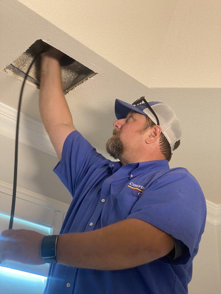 Courtesy Care Cleaning & Restoration: 1201 SE Adams Blvd, Bartlesville, OK