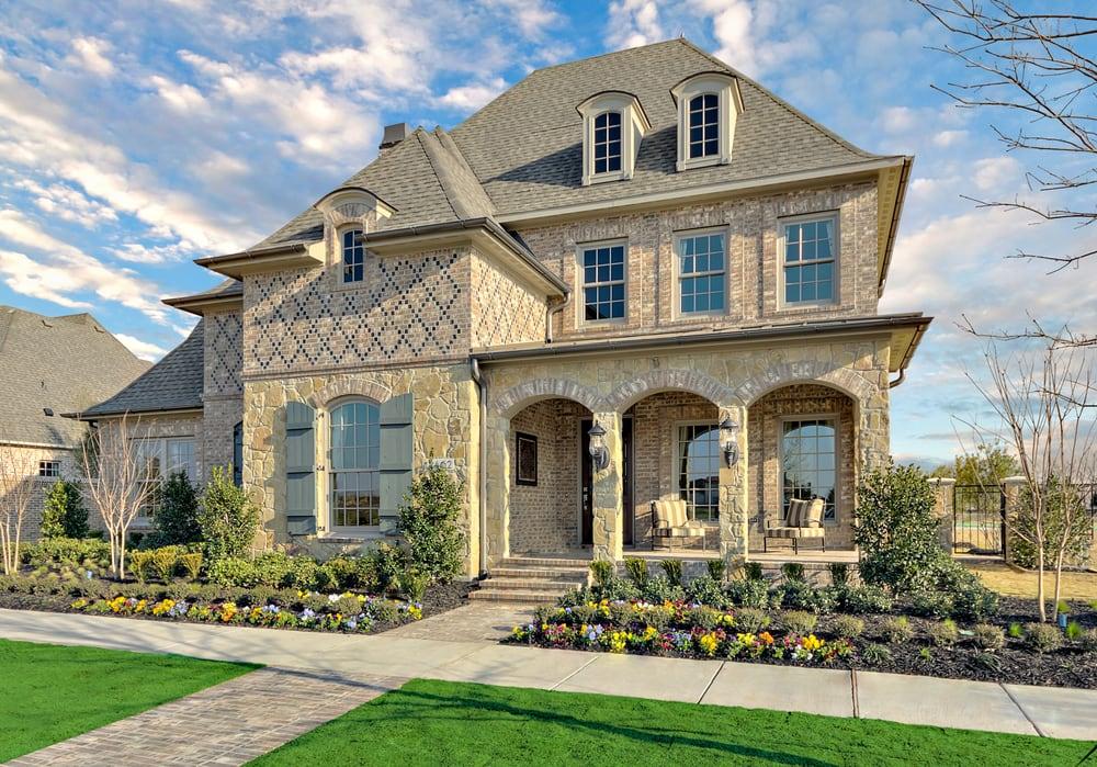 Darling homes houston design center - Home design