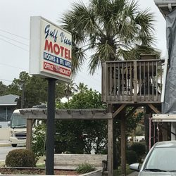 Photo Of Gulf View Motel Mexico Beach Fl United States