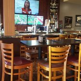 Photo Of Round Table Pizza   Corona, CA, United States. Full Sports Bar