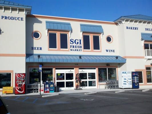 SGI Fresh Market near St. George Island in St. George Island, FL