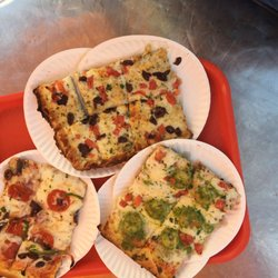 Photo Of Pizza Rustica Miami Beach Fl United States At The