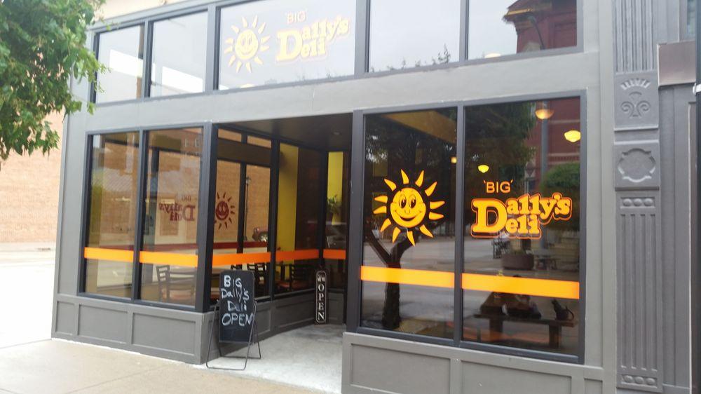 Big Dally's Deli: 801 W 2nd St, Hastings, NE