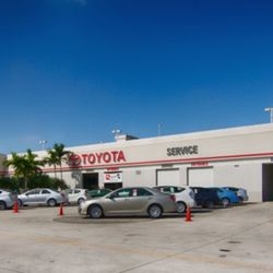 Great Photo Of West Kendall Toyota Service Center   Miami, FL, United States. Our