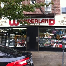 Photo Of Wonderland Greeting Cards