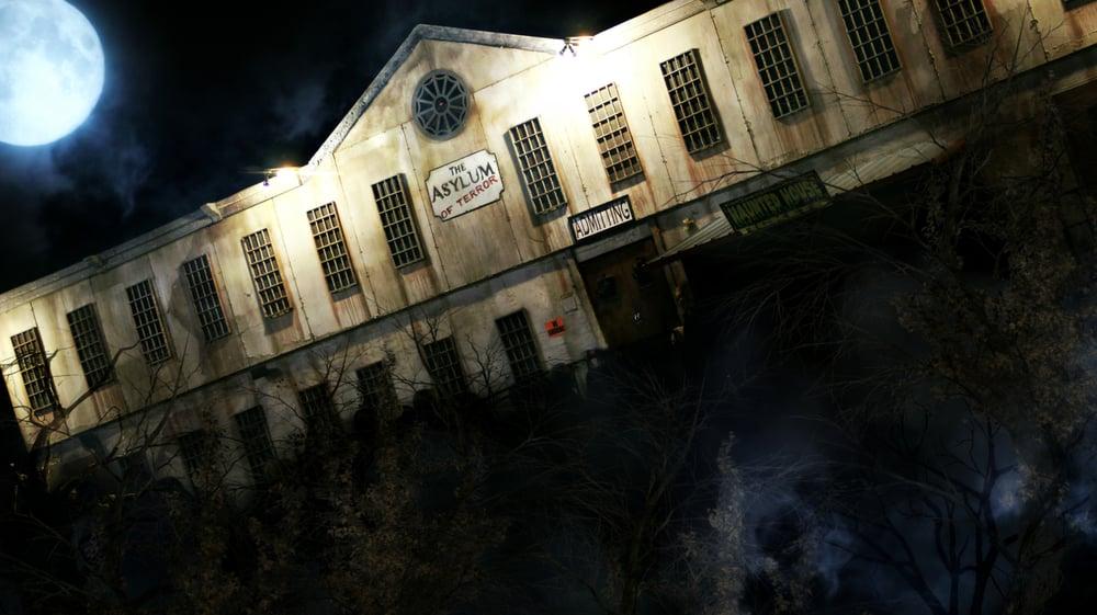 Asylum Hotel Fear Las Vegas