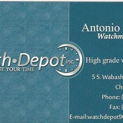 Photo Of Watch Depot   Chicago, IL, United States. Hello! We Are