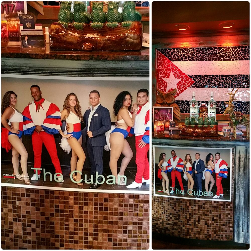 What you see when you 1st walk in yelp Cuban restaurant garden city ny