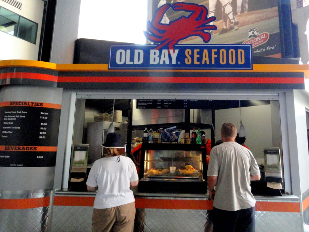 Crab Restaurants Near Camden Yards