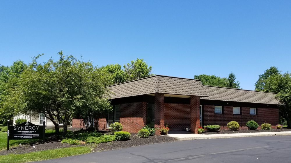 Synergy Hearing - Audiology Center of Yardley: 505 E Washington Ave, Newtown, PA