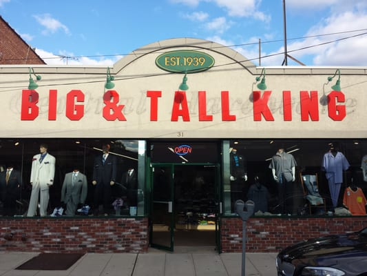 61360dd6be Big   Tall King - Plus Size Fashion - 31 N Central Ave
