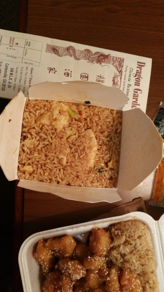 Chicken Fried Rice Yelp