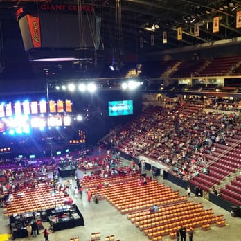 giant center hershey pa seating chart