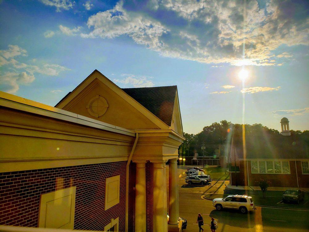 Monroe County Fine Arts Center: 27 Brooklyn Ave, Forsyth, GA