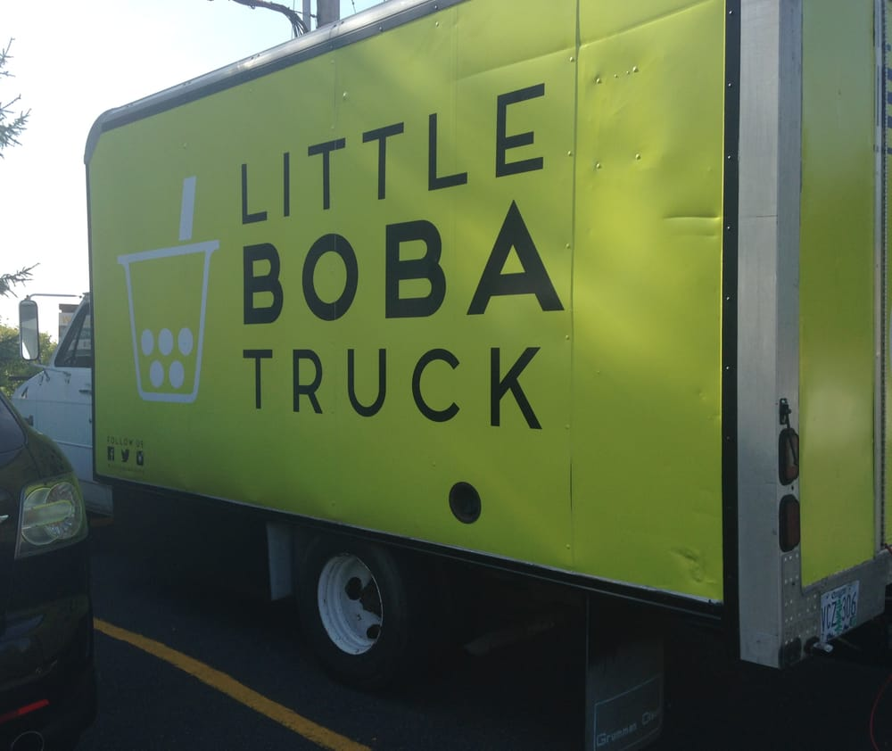 Photo of little boba truck beaverton or united states we found the