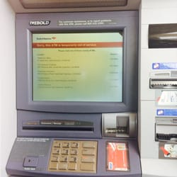 Bank of america atm italy