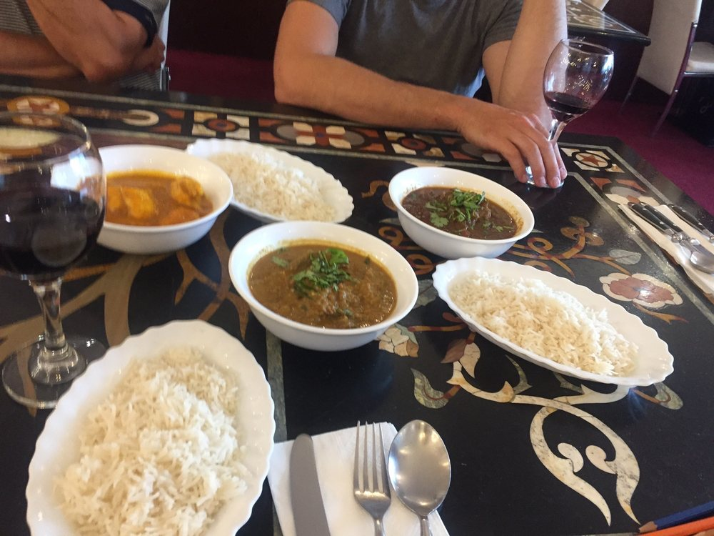 Indian express restaurant takeaways indisch 149 for Ajadz indian cuisine auckland