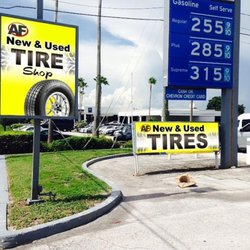 Af New Used Tire Shop Tires 3199 54th Ave N Tyrone Saint