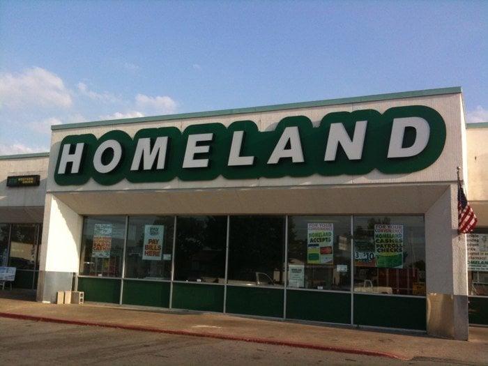 Homeland: 811 SE Frank Phillips Blvd, Bartlesville, OK