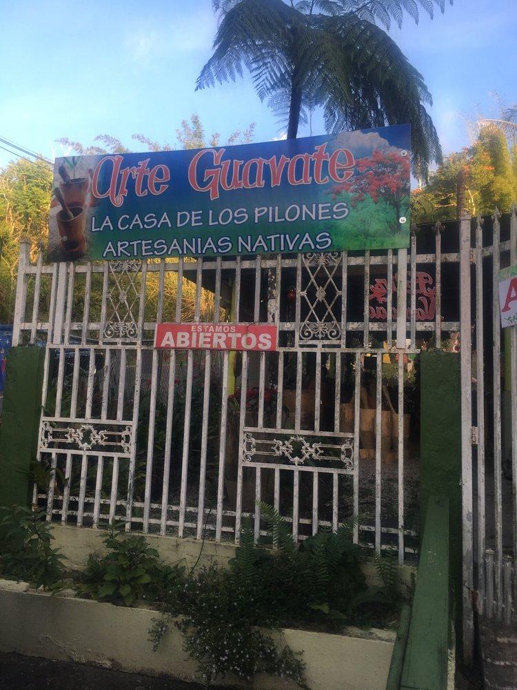 Arte Guavate: PR-184 S/N, Puerto Rico, PR
