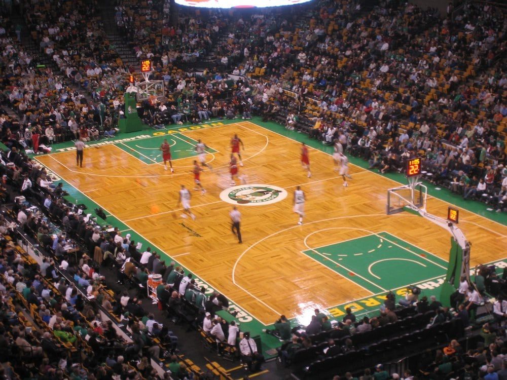 October 31 2008 boston celtics vs chicago bulls yelp for Restaurants near td garden boston ma