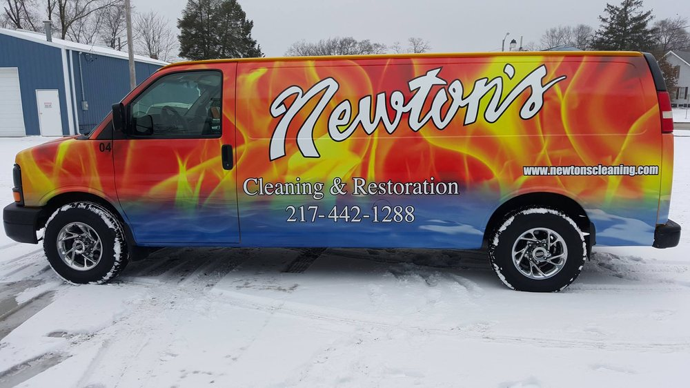 Newton's Cleaning And Restoration: 701 Tilton Rd, Danville, IL