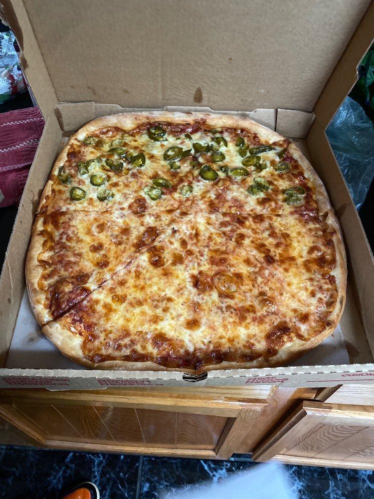 Pozzy Bros. Pizza: 727 N Courtenay Pkwy, Merritt Island, FL