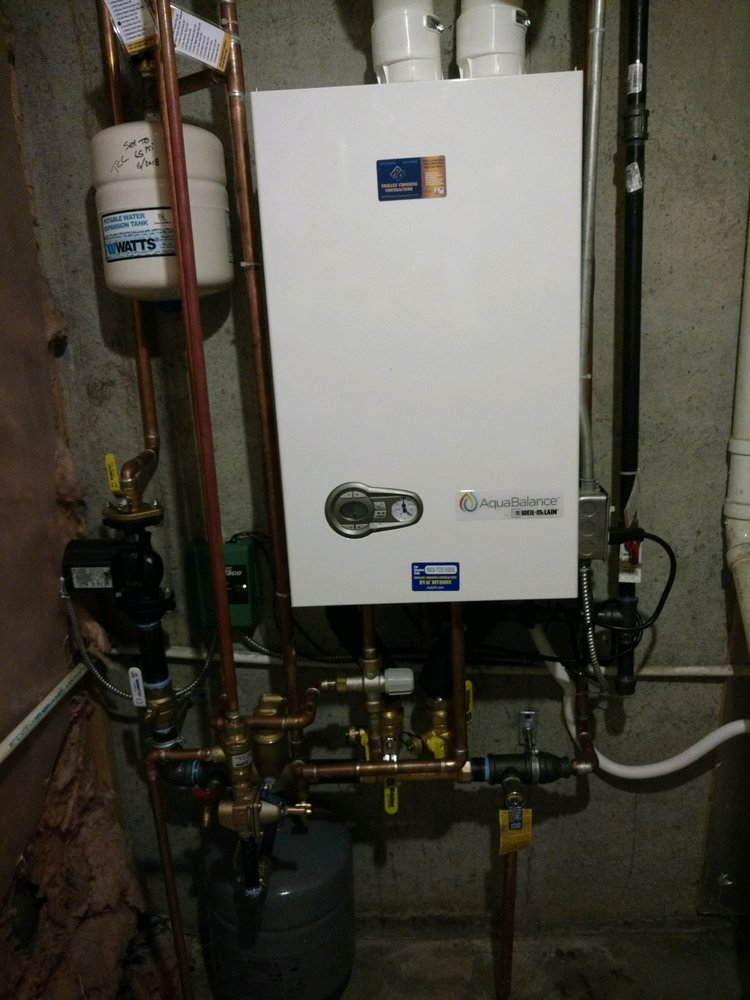 Weil Mclain Aquabalance high efficiency boiler - Yelp