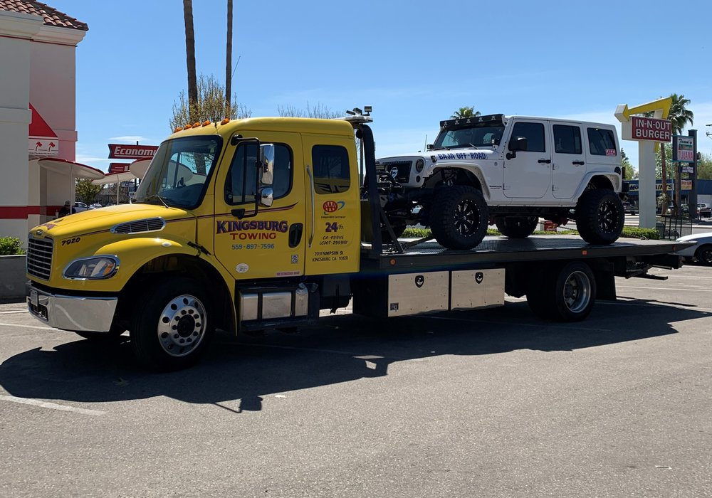 Kingsburg Towing: 2031 Simpson St, Kingsburg, CA