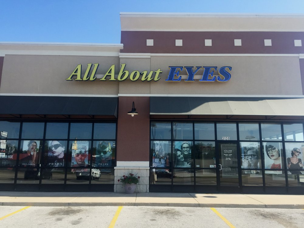 All About Eyes - Quincy: 3131 Broadway St, Quincy, IL