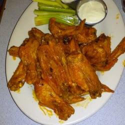 Photo Of East Ridge Pizzeria Restaurant Willingboro Nj United States Fresh Wings