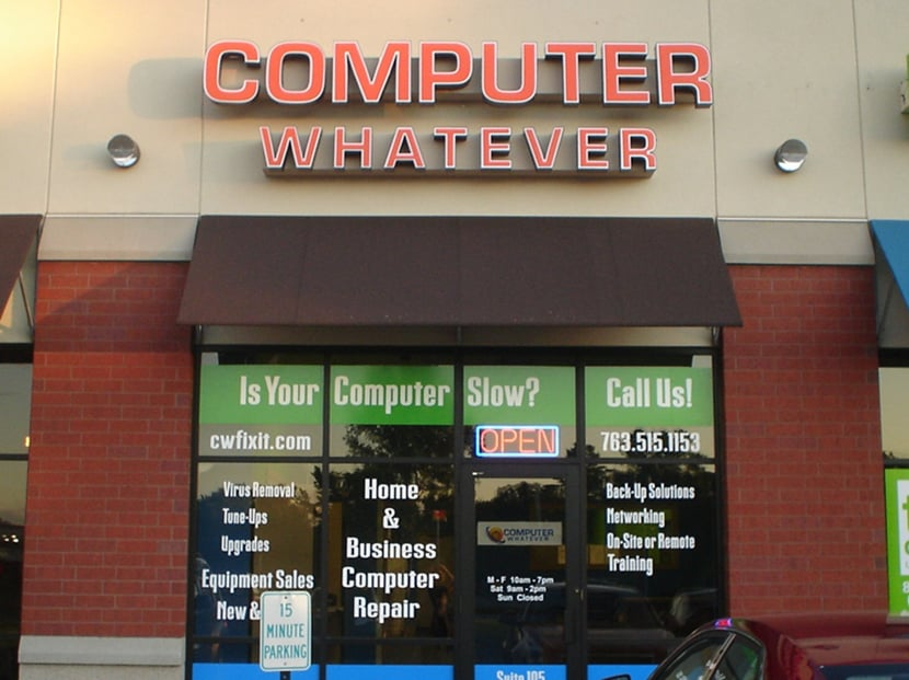 Computer Whatever: 3841 Saint Francis Blvd, Anoka, MN