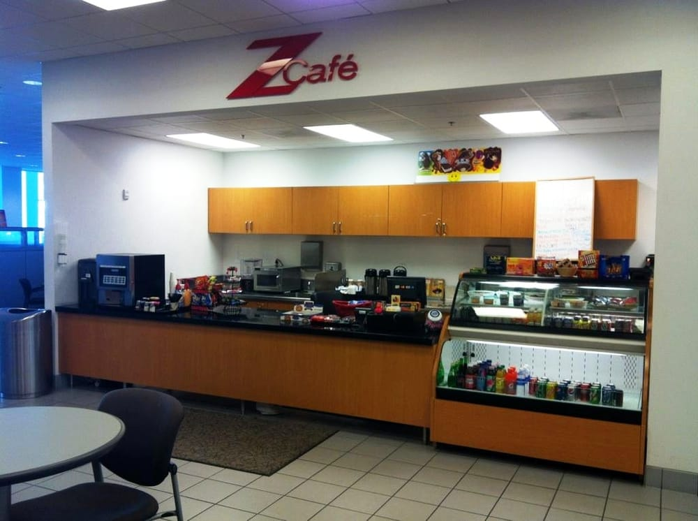Z-Cafe for refreshts while you wait - Yelp