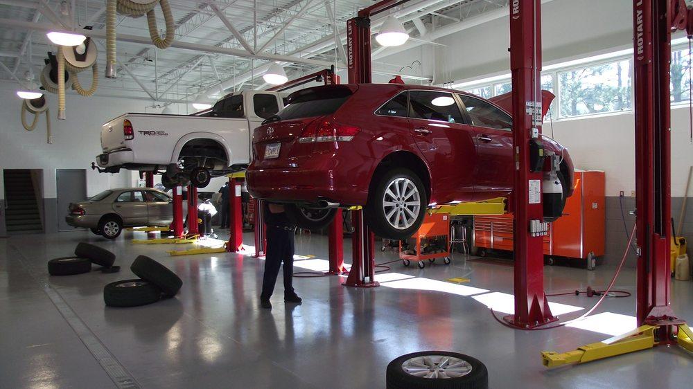 Tony s international car care 16 photos tires auto for Garage tony auto