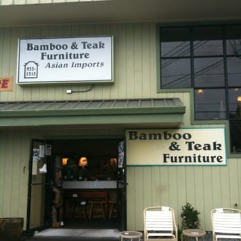 Photo Of Bamboo U0026 Teak Furniture   Hilo, HI, United States