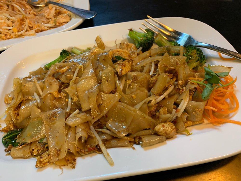 Food from EIM Thai