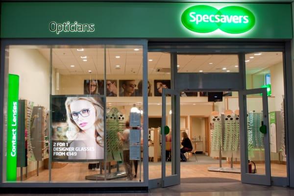 fc4046232a48 Specsavers - Opticians - Golden Island Shopping Centre